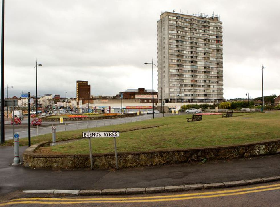 Margate is one of Britain's most deprived seaside towns