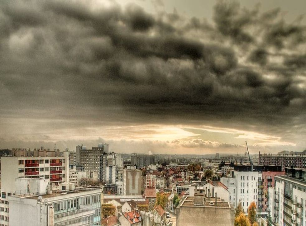 The Banlieue Skyline