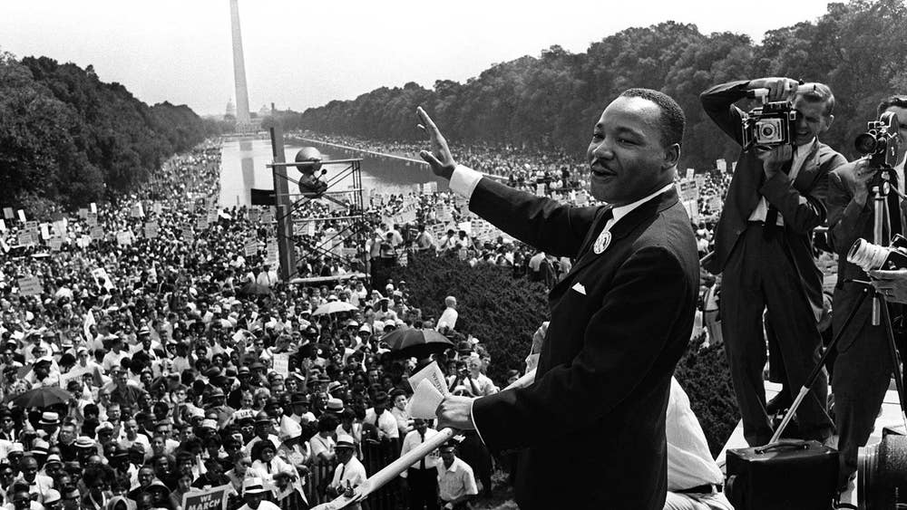 Martin Luther King Day 2018: Nine quotes from the civil