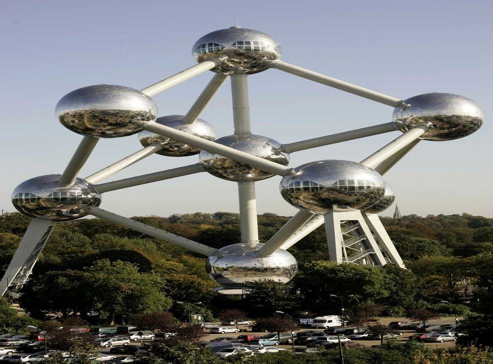 'A place of resplendent fakery': the Atomium in Brussels