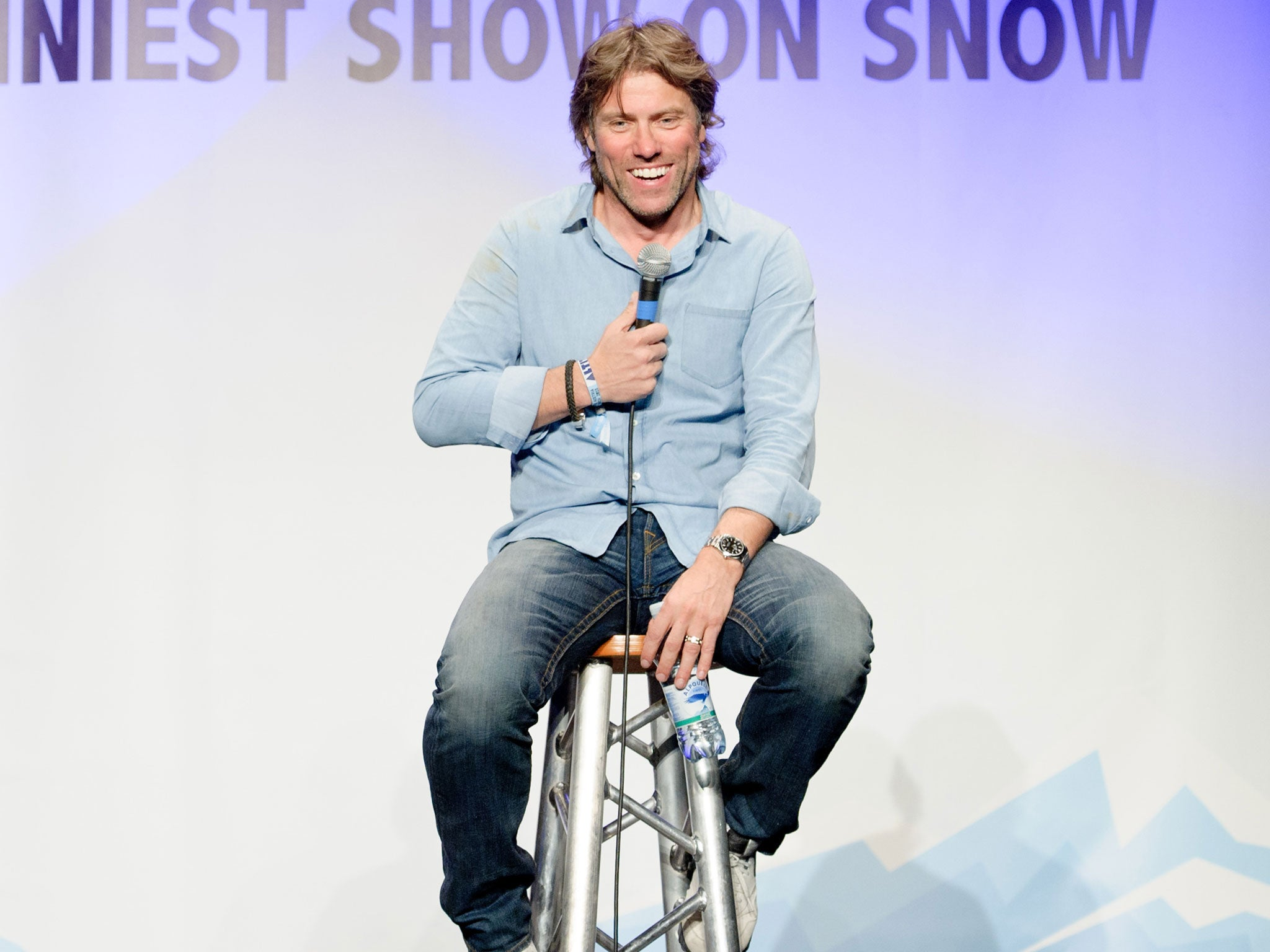 john bishop top gear