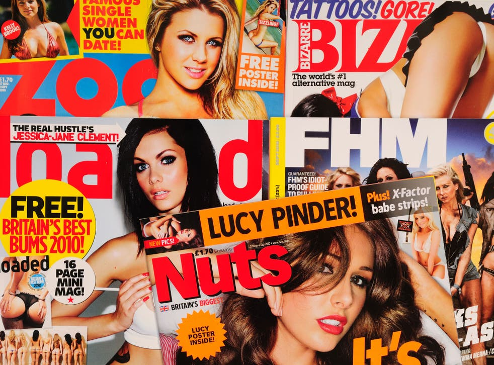 Researchers found that men couldn't tell the difference between comments made by rapists and those included in so-called 'lads' mags'