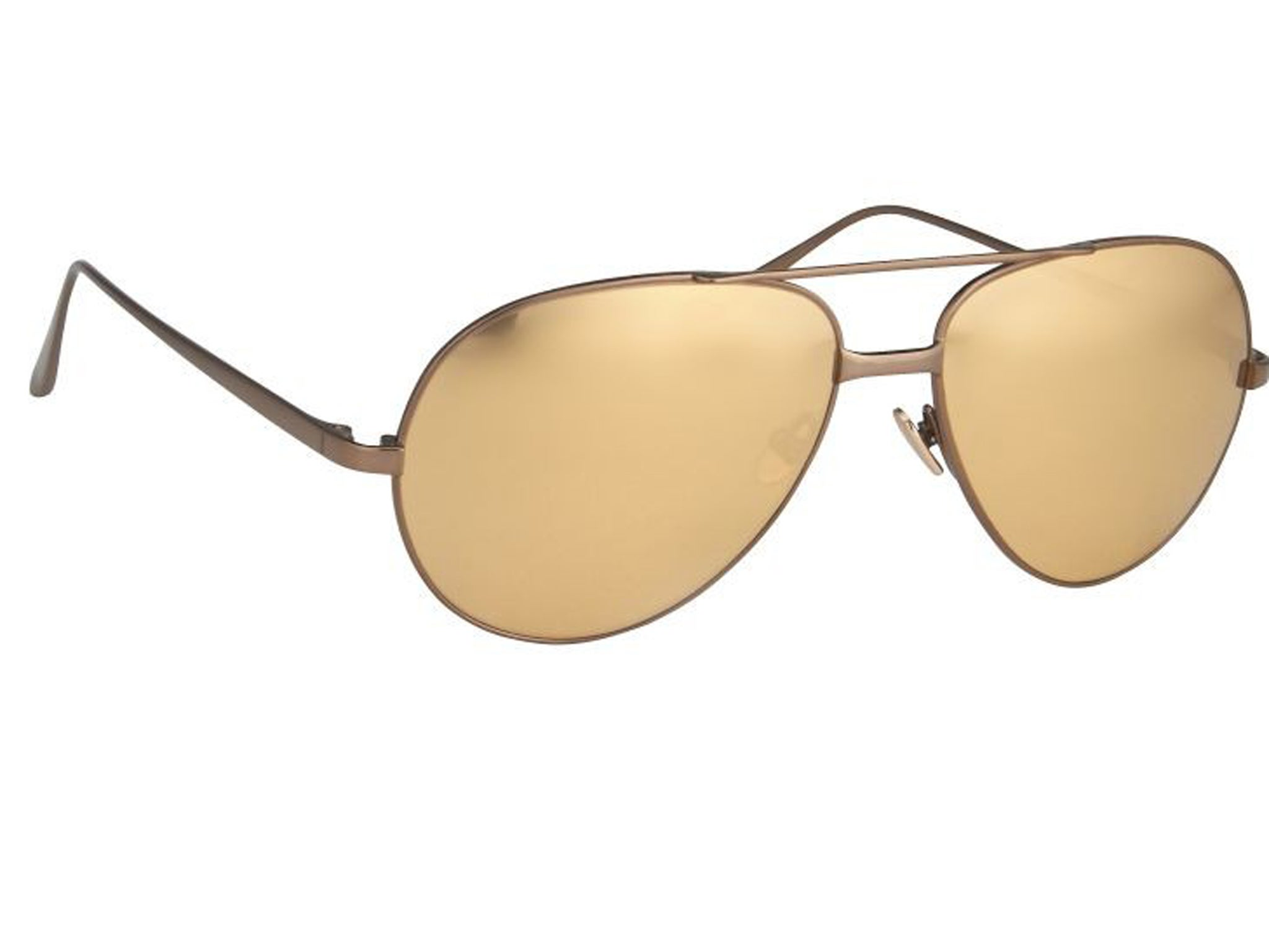 2bf28c264b7e In the frame: Linda Farrow - brains behind sunglasses brand delving ...