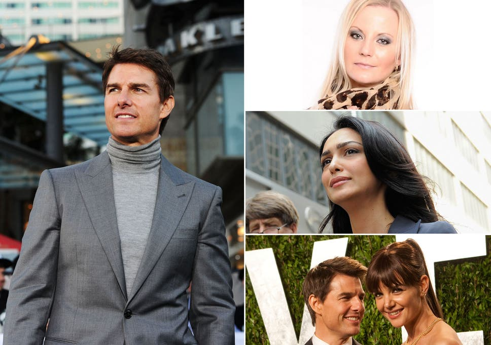 I Was One Of Women Auditioned To Be Tom Cruise S Wife Says Former