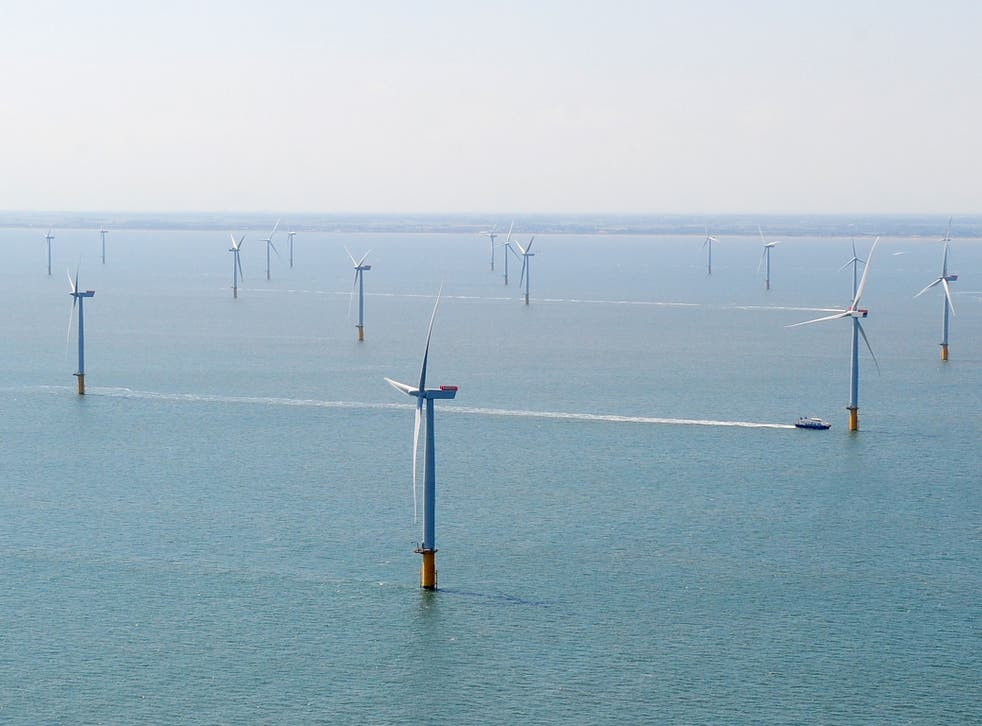 Plans for future wind farms in Britain could be in jeopardy
