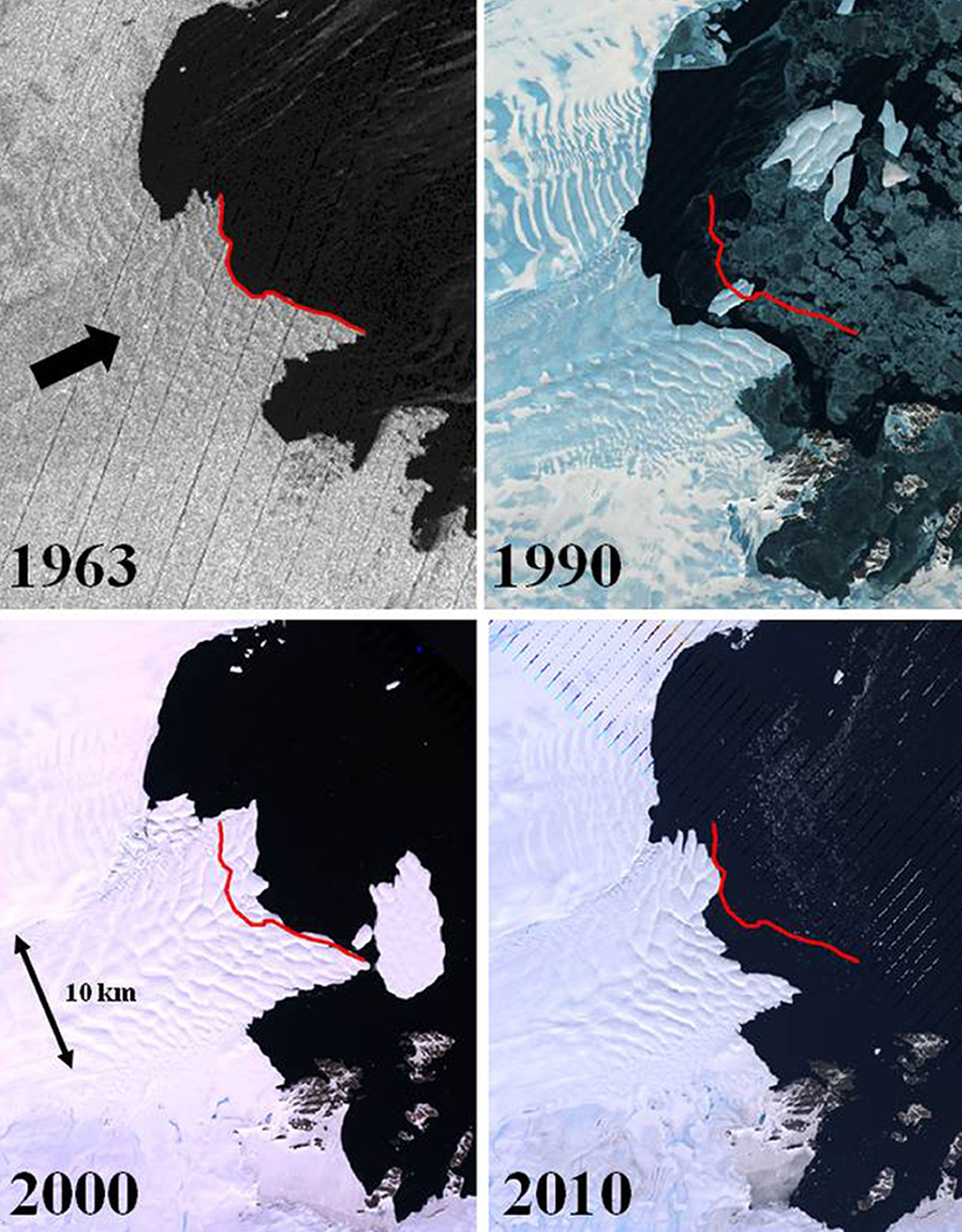 It holds enough water to raise sea levels 50 metres, but East Antarctica ice sheet is even more unstable than we thought