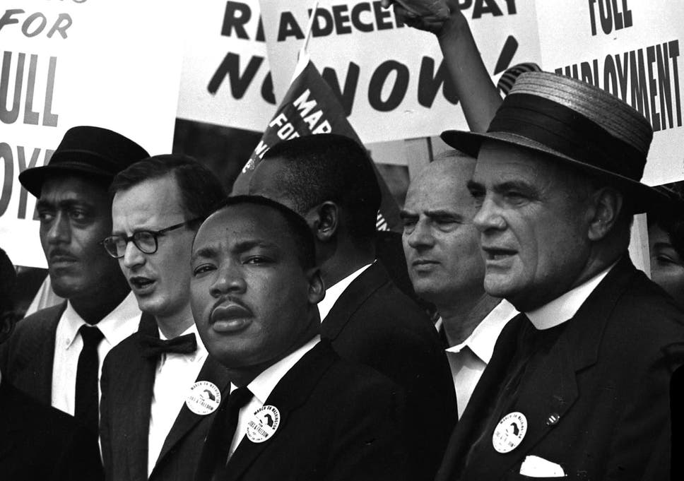 Like John Lewis Avowed Socialist Martin Luther King Would Have Seen