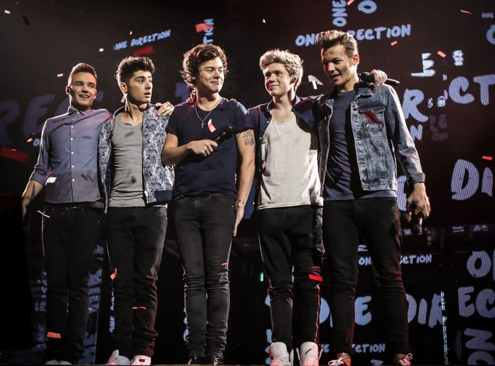 Teenage kicks: 'One Direction – This Is Us'