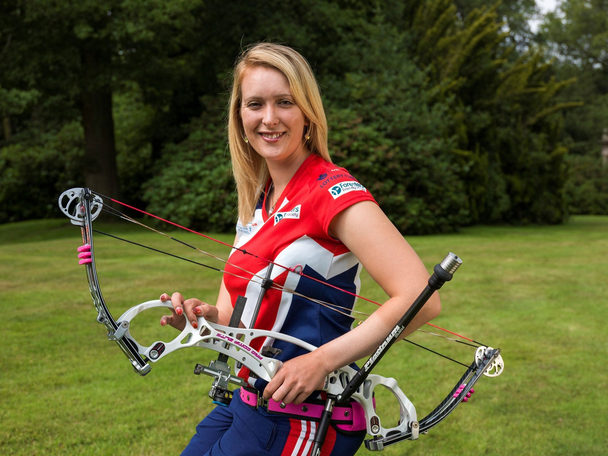 Archery: Danielle Brown Gains National Title In Able