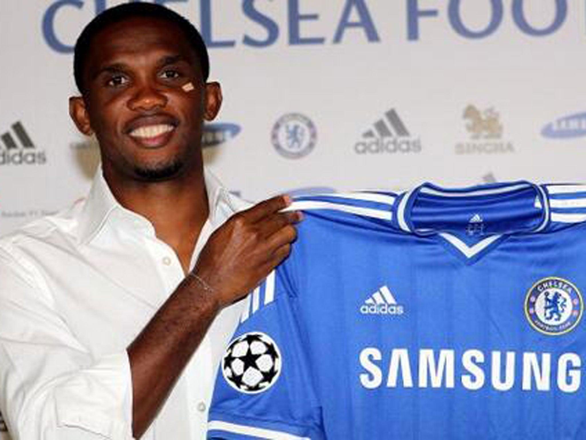 Samuel Eto o admitted he would never play under Jose Mourinho