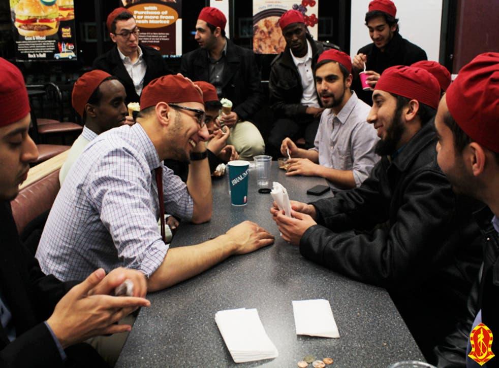 Brothers from Alif Laam Meem