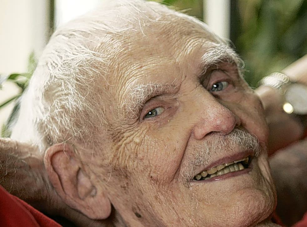 Pohl blogged into his nineties, his last post appearing the day he died