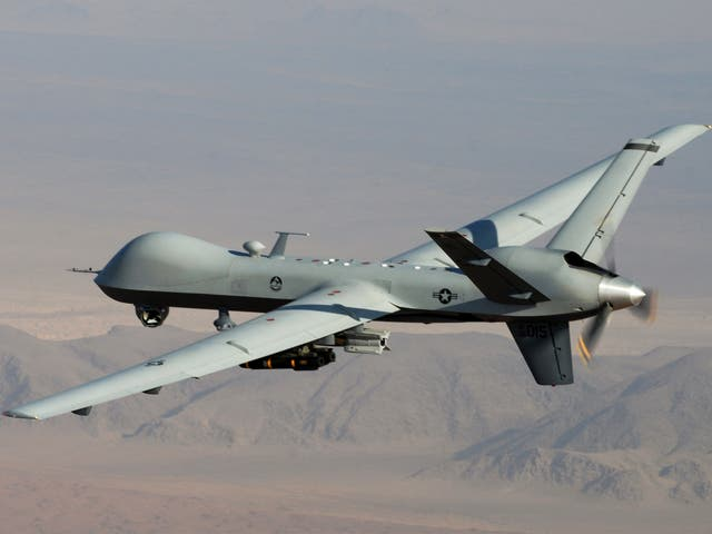 There have been 255 drone strikes on Pakistan since 2004