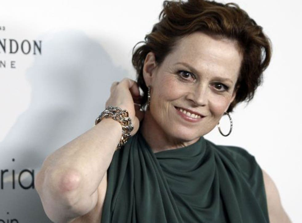 Sigourney Weaver has signed on to play Tuya, mother of Ramses
