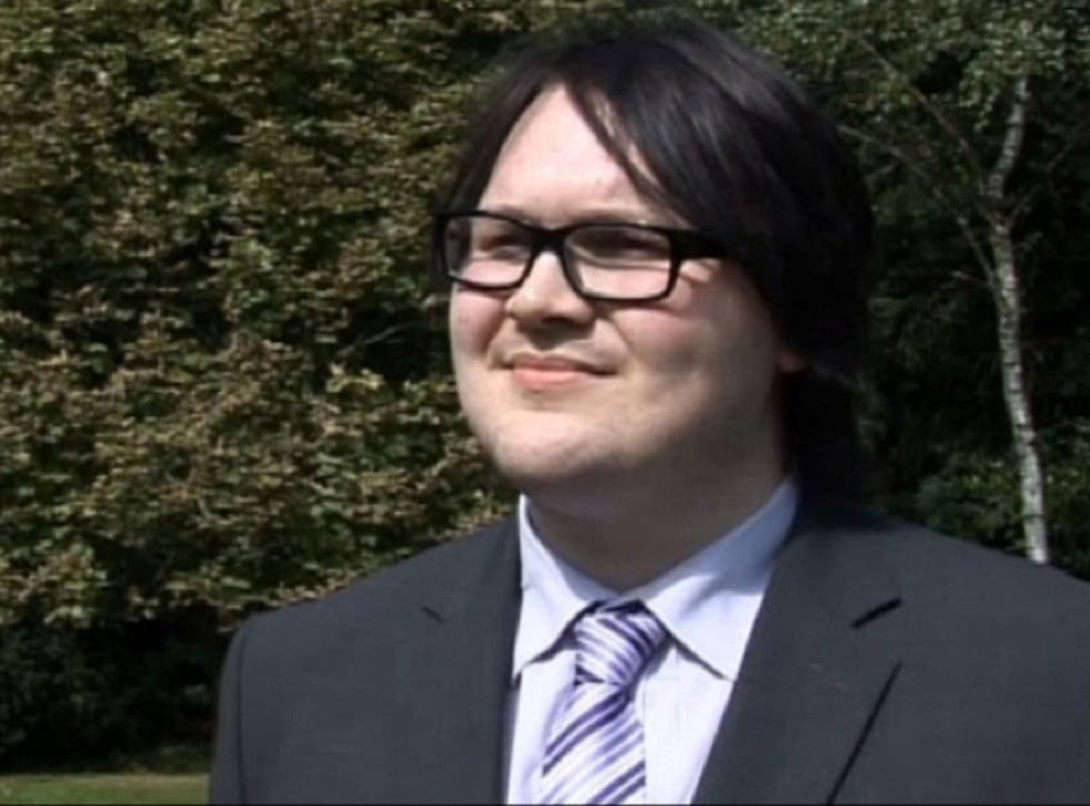 Alan Bacon had applied for a role at Currys in Cardiff after finding job-hunting 'extremely hard'