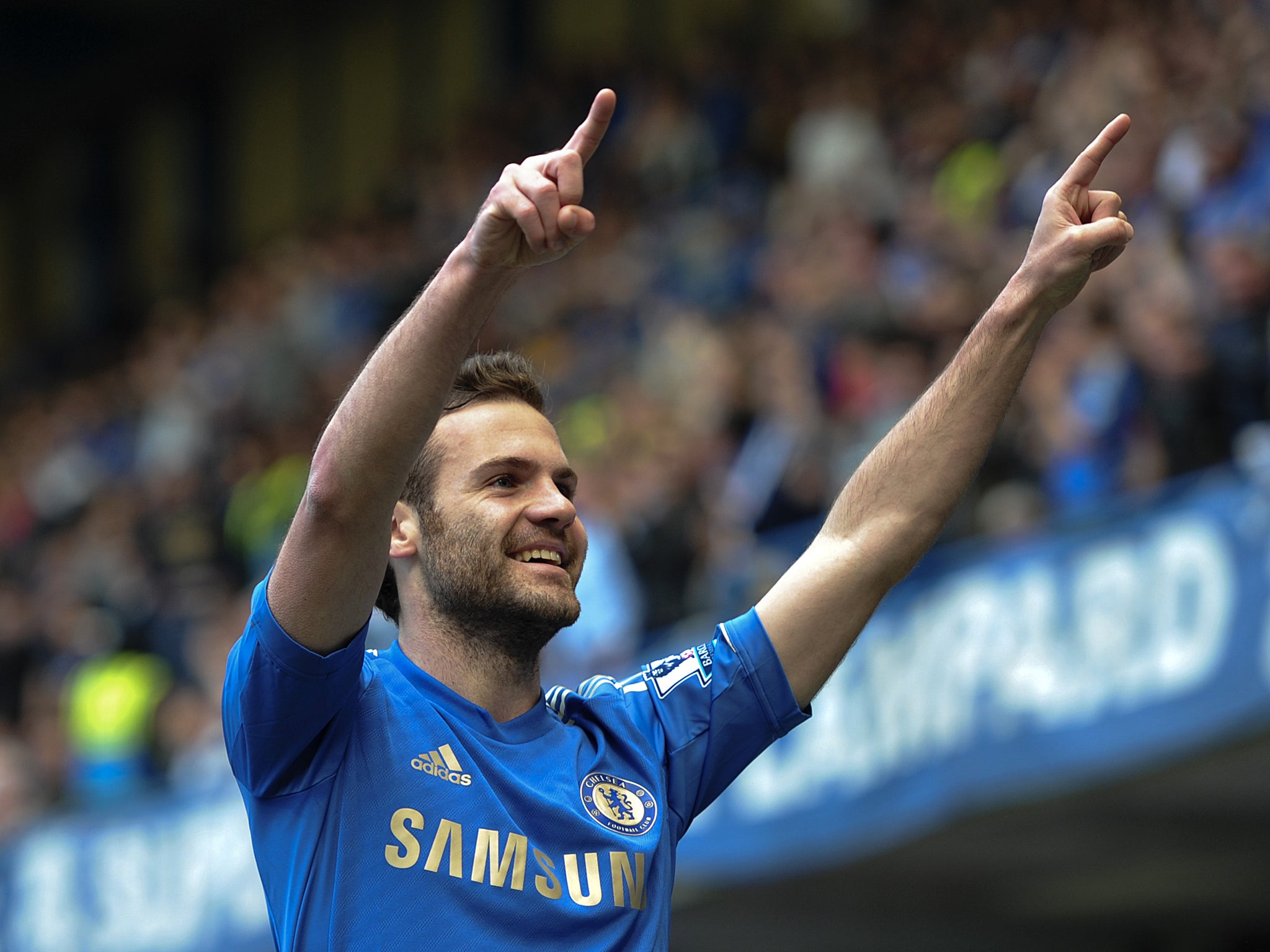 Juan Mata: Are Manchester United About To Sign Premier