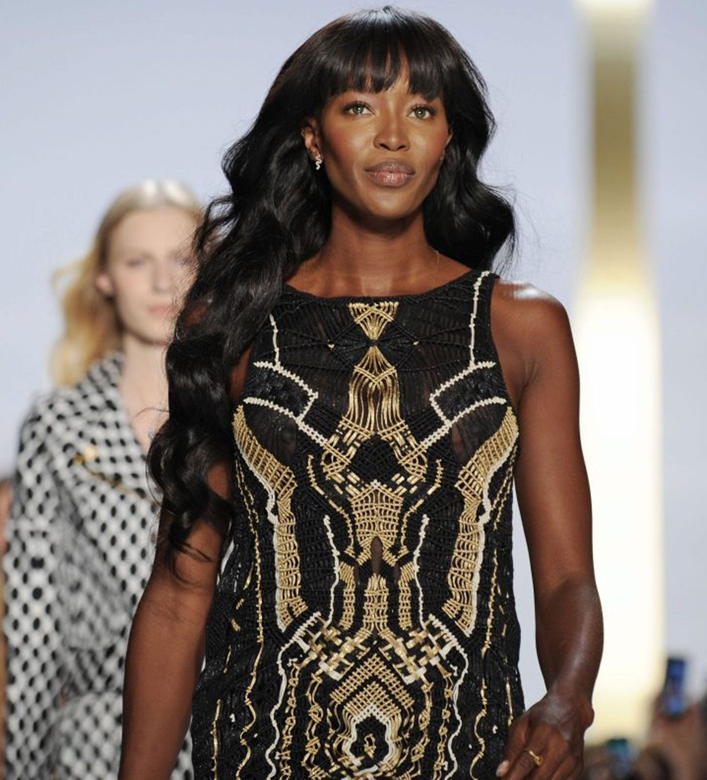 The era of Naomi Campbell is over due to a serious illness. 10/18/2010 96