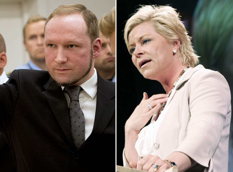 The Progress Party appears on course to enter government, despite its past links to Anders Breivik