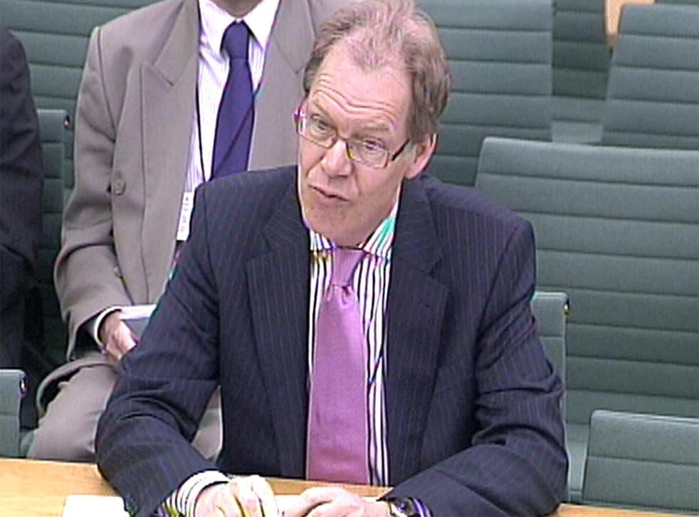 The Information Commissioner, Christopher Graham