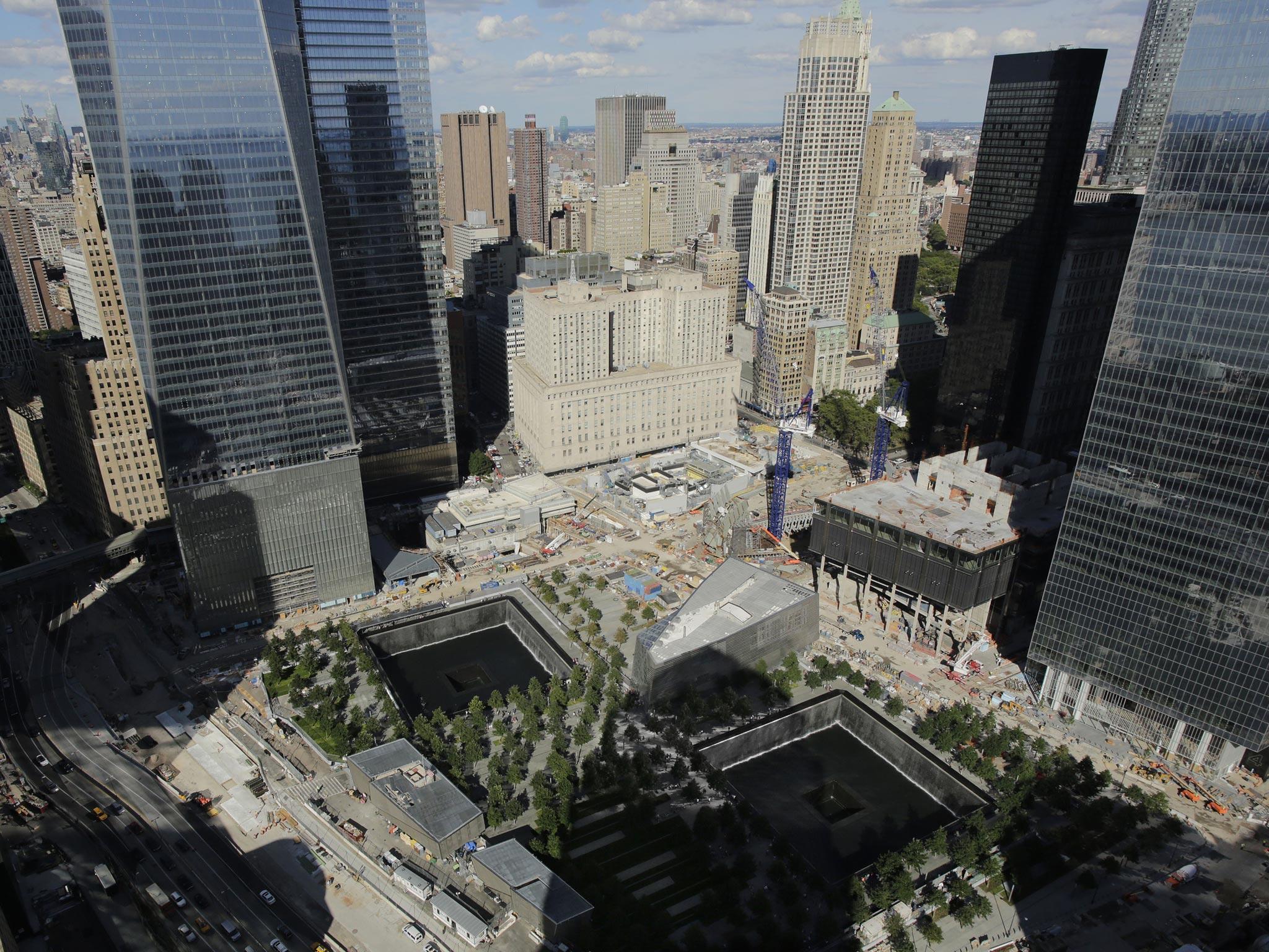 Imagining Ground Zero