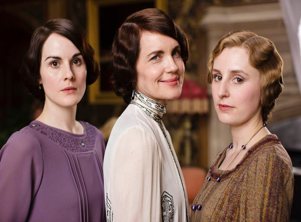 Downton Abbey returned to its largest premiere audience