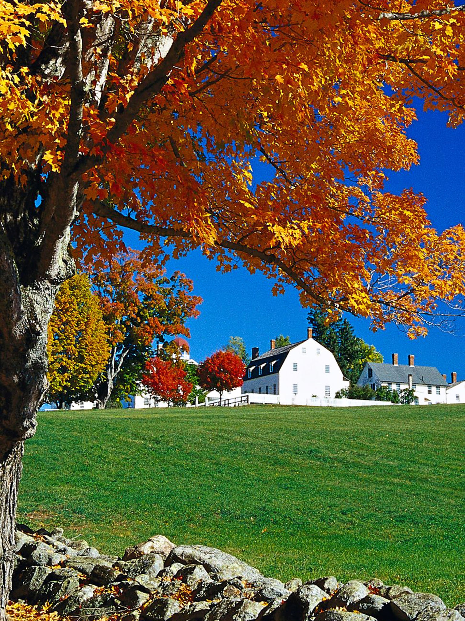 New England in the fall | The Independent