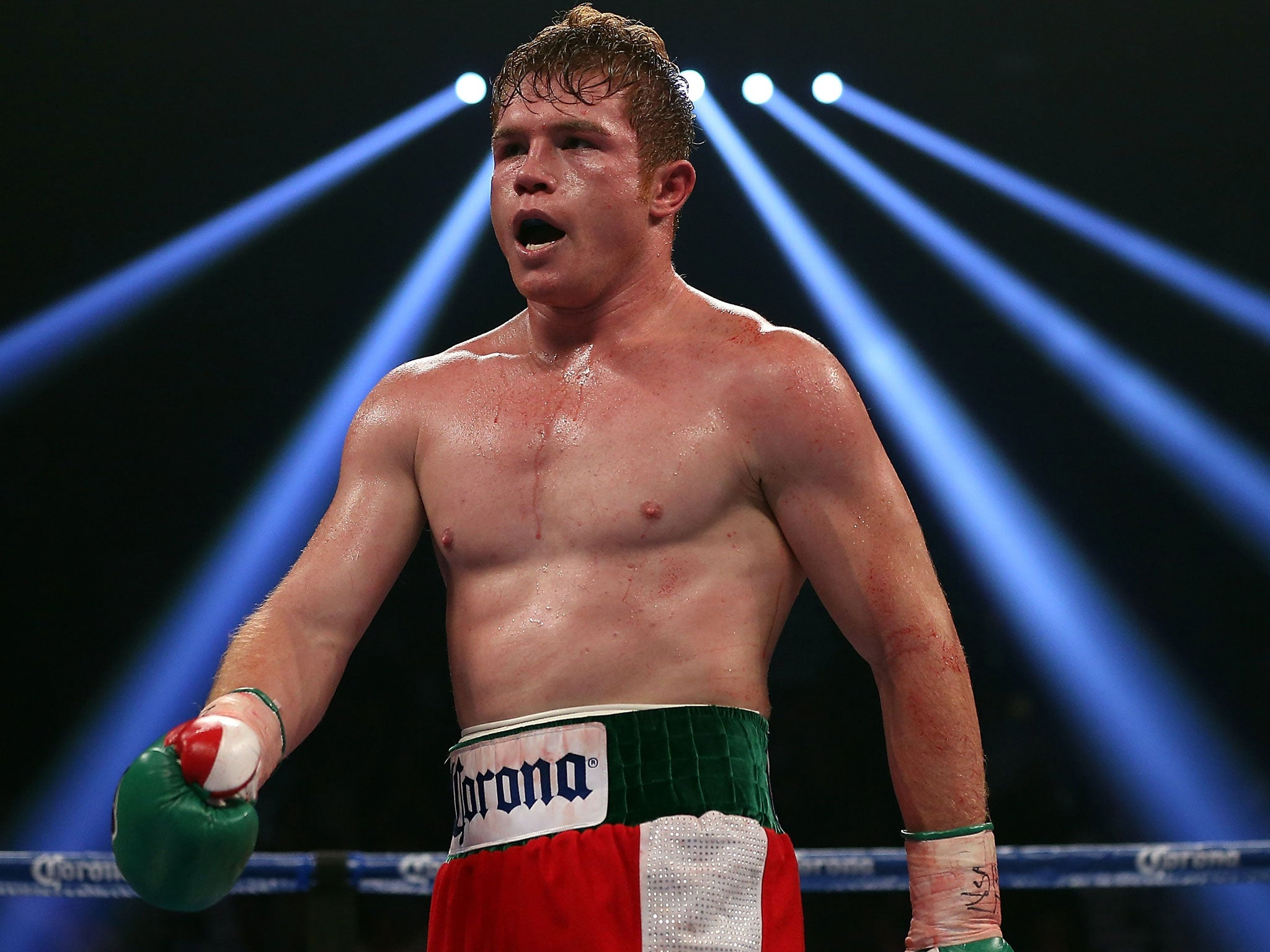 Floyd Mayweather V Saul Alvarez Preivew How Ginger Kid Went From
