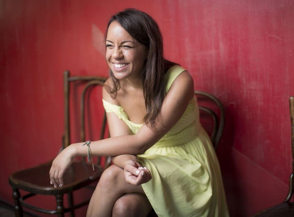 Rachel Delahay whose Peckham: The Soap Opera is a hit for the Royal Court