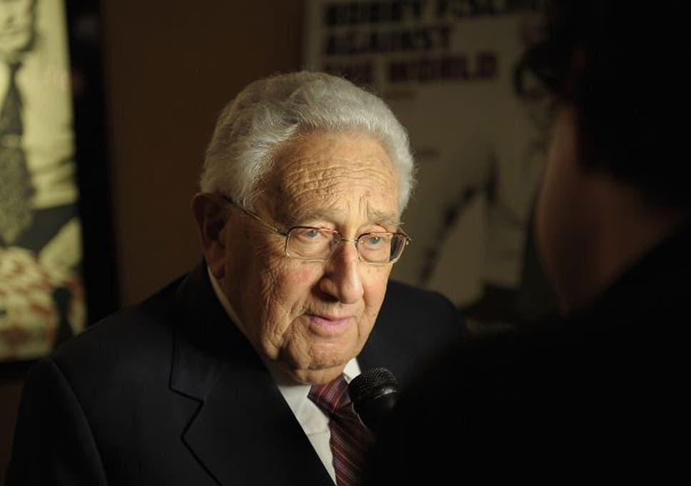 Henry Kissinger: A diplomatic colossus who is still a key