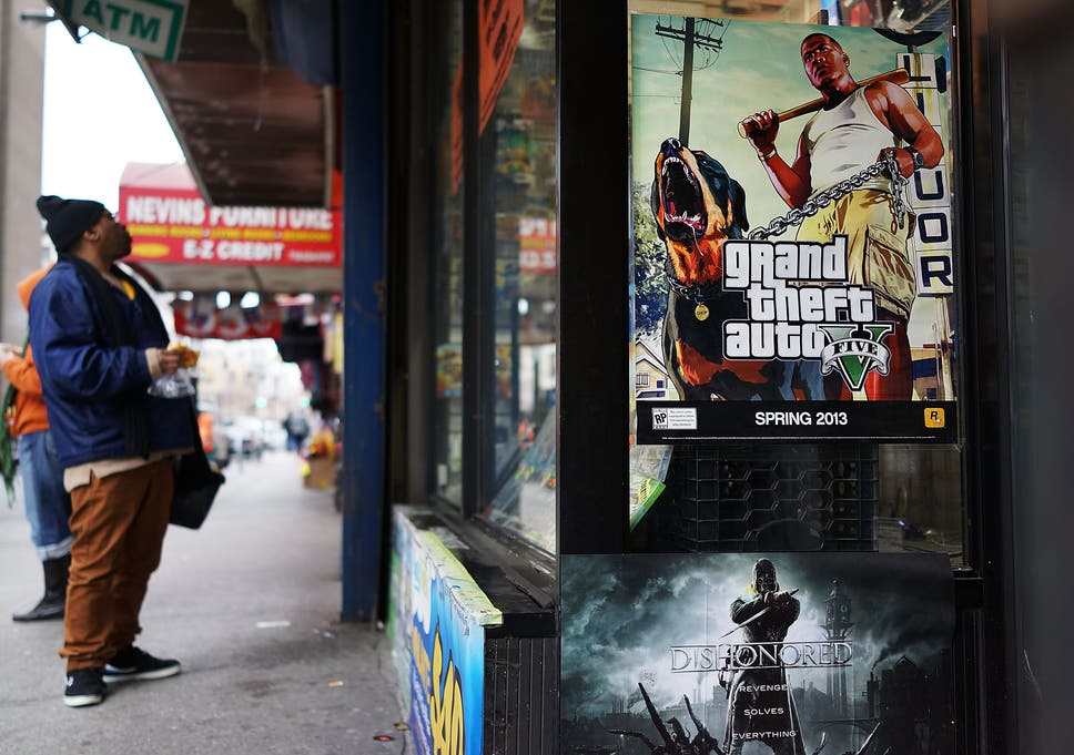 London man stabbed and robbed of his copy of GTA 5   The