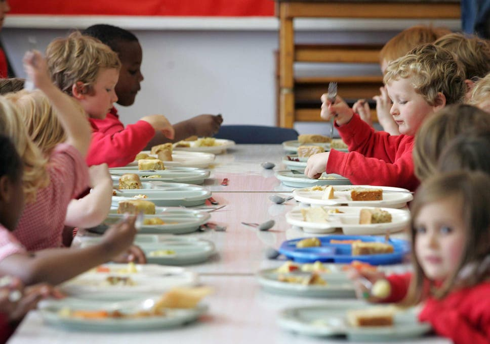 Up to 100,000 children to miss out on free school meals