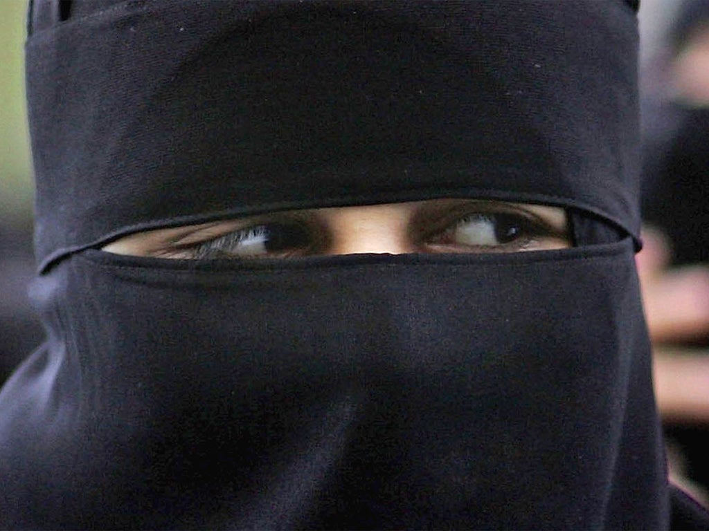 'Why it is so important for us to wear the veil'