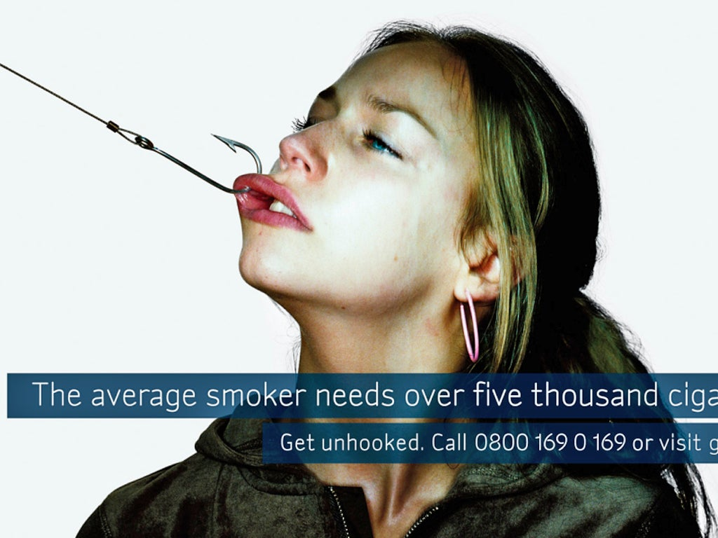 disadvantage of smoking ads