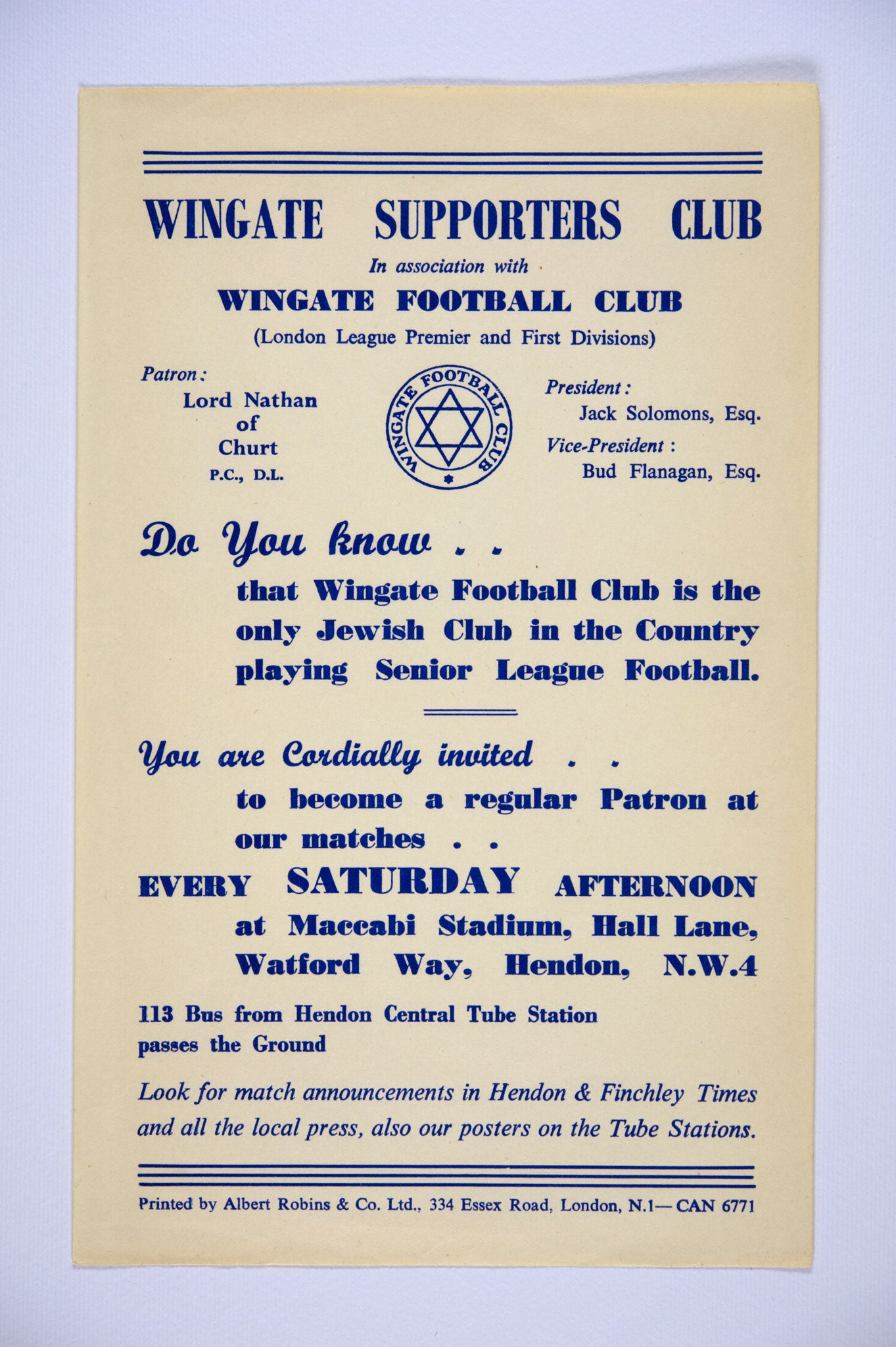 Why are there so few British-born Jewish players in England's top
