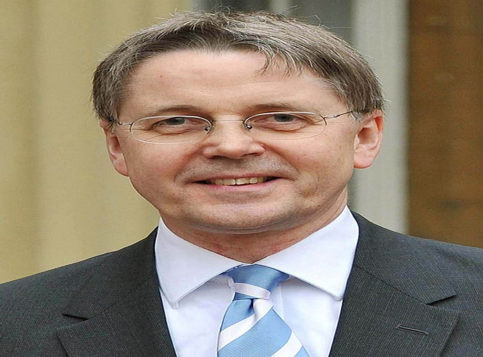 Jeremy Heywood: The Cabinet Secretary was joined by four government officials