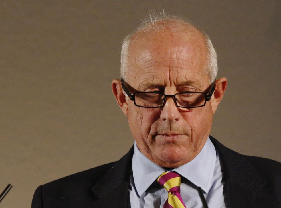 Former Ukip MEP Godfrey Bloom