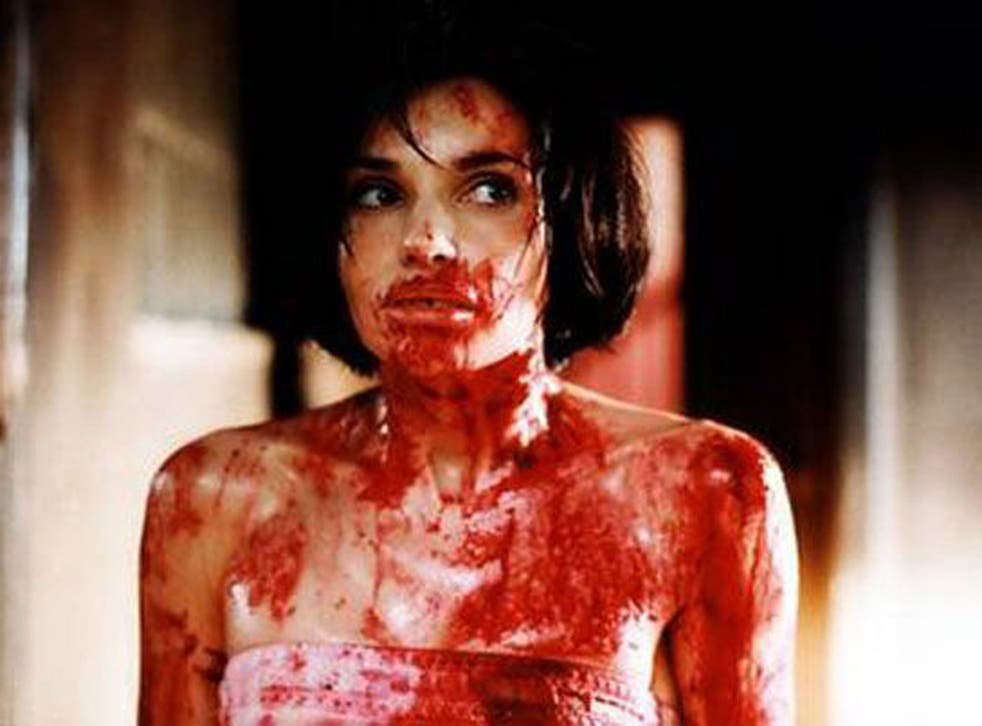 Film still from Claire Denis' Trouble Every Day, 2001