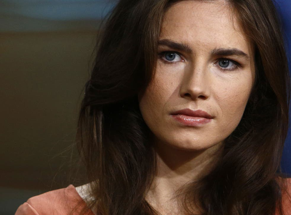 Amanda Knox has said she will not return to Italy for her and Raffaele Sollecito's retrial over the death of Meredith Kercher