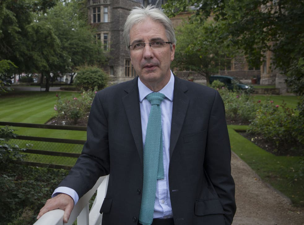 Tim Hands, chairman of the Headmasters' and Headmistresses' Conference, is 'deeply sceptical' about politicians running the education system