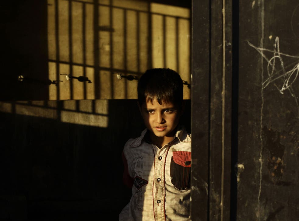 According to Unicef, 500,000 Syrian refugee children are now in Lebanon