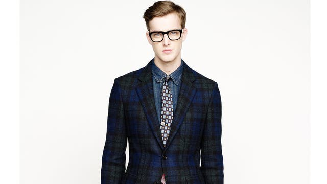 Jacket £499, trousers £263, jcrew.com