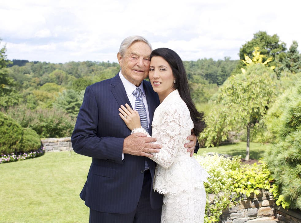 The multibillionaire investor and philanthropist George Soros, 83, married 42-year-old education consultant Tamiko Bolton at the weekend in a modest, non-denominational ceremony in New York