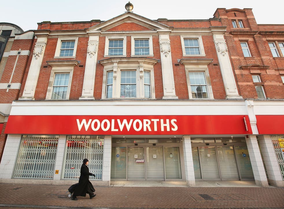 Woolworths closed its doors for the last time in 2009
