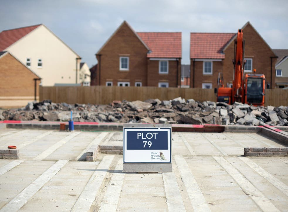 Labour would more than double the number of new homes being built to 200,000 a year