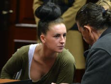 Michaella McCollum: Jailed Peru drugs mule says she acted in 'moment of madness'