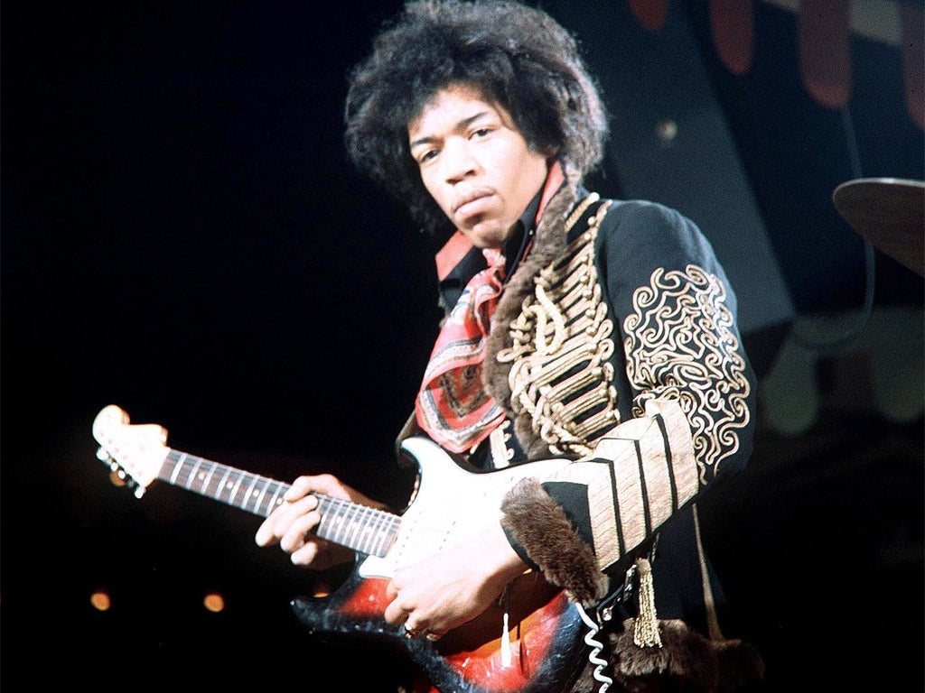Jimi Hendrix The More Famous He Got Less Happy Became