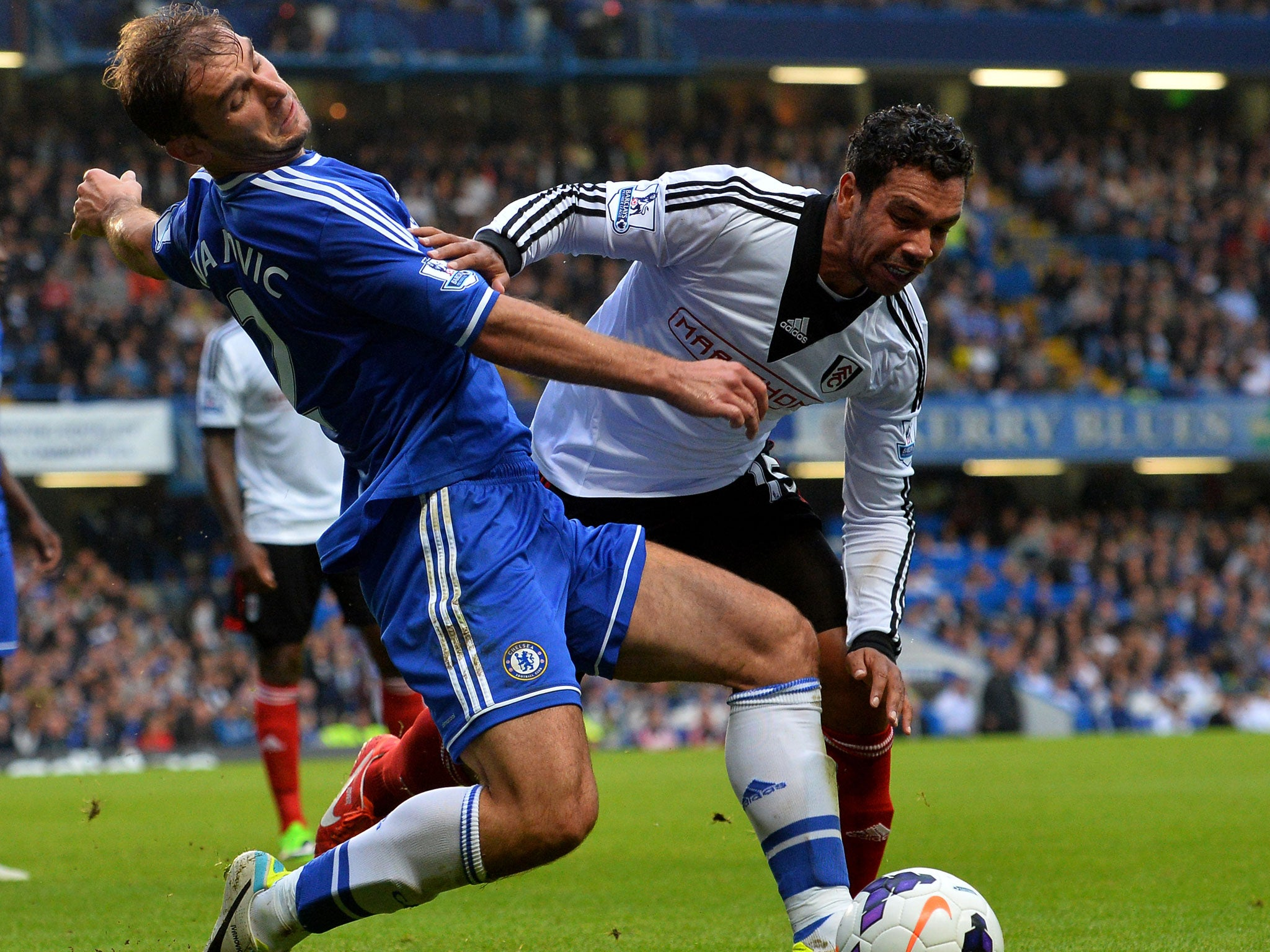 Branislav Ivanovic claims there is more to e from Chelsea
