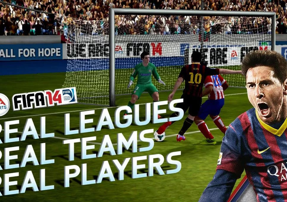 fifa 14 full game download ios