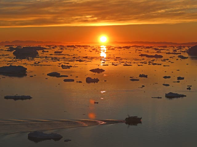 <p>As polar ice caps melt, extreme weather events will present challenges to global security, an NIC report warns</p>