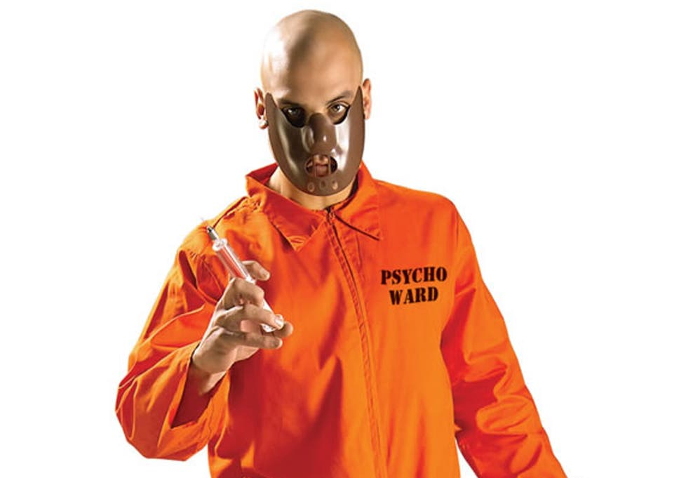 The Psycho Ward Costume That Tesco Has Removed From Its Website